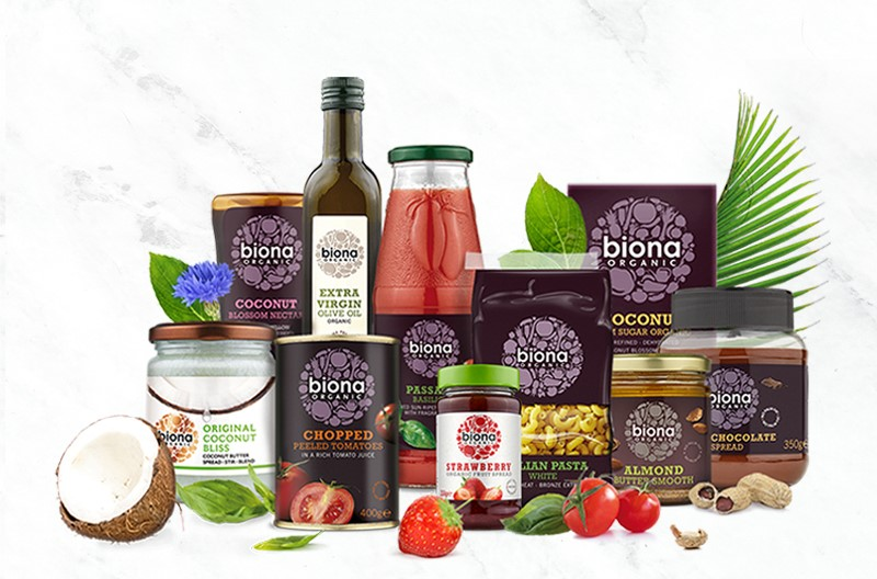 Biona Organic Food Online Our Shop